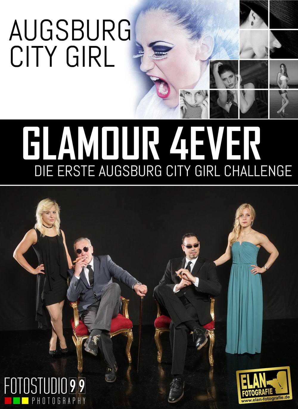 Fotoshooting Augsburg City Girl Fotostudio 99 / Elan Fotografie